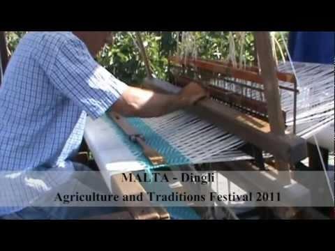 MALTA - Dingli: Agriculture & Traditions Festival 2011