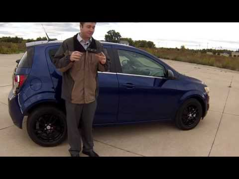 2014 Chevrolet Sonic Review by Automotive Trends