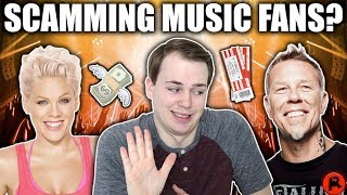 Bundling Albums With Concert Tickets! Music's Favorite Scam
