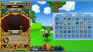 Trove How-to Use a Golden Key