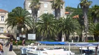 Voyage en Croatie.
