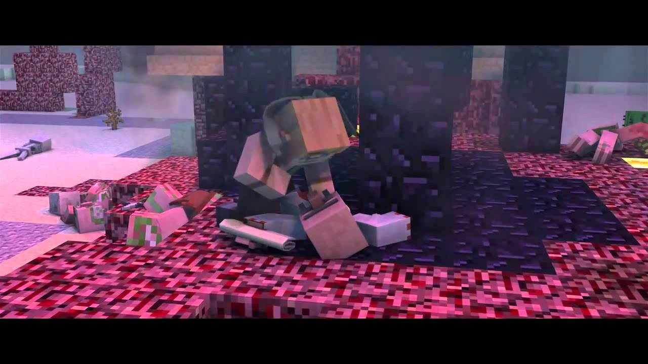 Скачать клипы take back the night a minecraft original music video