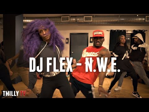 DJ Flex - N.W.E. - Choreography by Sayquon Keys and Amari Marshall - #TMillyTV