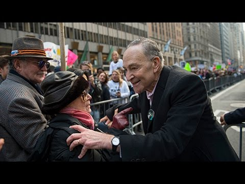 Do Corporate Democrats Like Charles Schumer Belong in a Progressive Movement Against Trump?