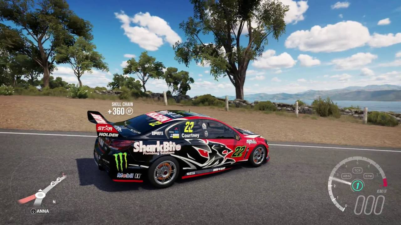 Forza Horizon Holden Hrt Vf Commodore Supercar