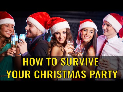 How To Survive Your Holiday Christmas Party