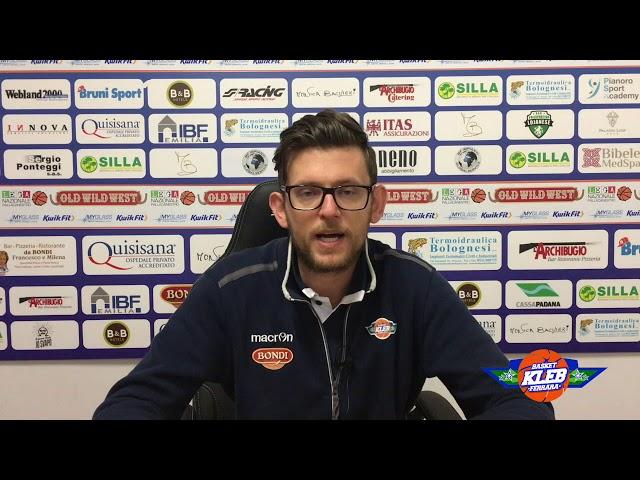 Presentazione Treviso Ferrara G1