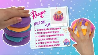 How to make Slimi Layer Cake!  Tutorials  ORB Slimi Café