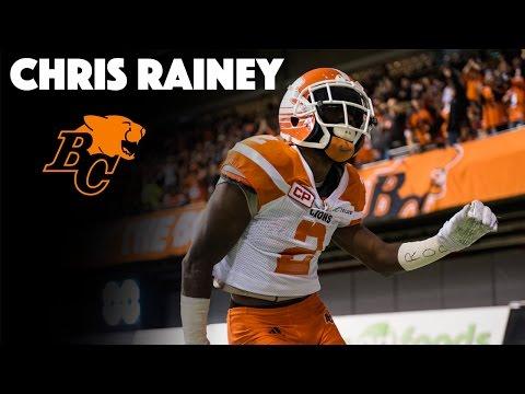 Chris Rainey Ultimate 2016 CFL Highlights