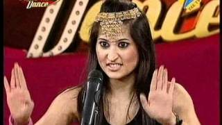 Noorin DID Season 2 Mumbai Audition