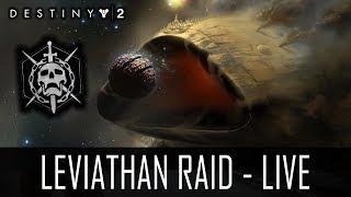 "Destiny 2 ""LEVIATHAN RAID"" - Live #Arkusbrüder !sub !shirt [LIVE]"
