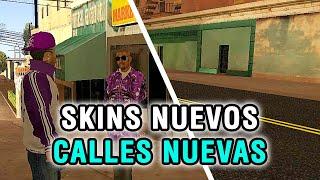 Tutorial para instalar personajes de GTA IV y nuevas calles en GTA SA (PC) por Vigilantes15