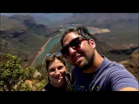 Honey Moon Road trip - South africa