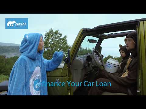 Auto Loan Refinance ... and Blooper