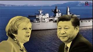 Biển Đông là mặt trận triển khai quân sự của nhiều nước lớn nhằm bảo vệ tự do hàng hải