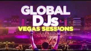 Global DJs - Vegas Sessions (Out July 7th - 3CDs - 60 Tracks)
