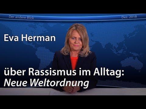 Eva Herman über Rassismus im Alltag: Neue Weltordnung