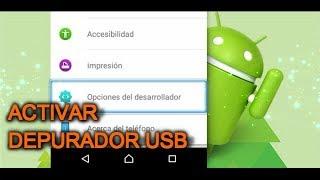 COMO ACTIVAR LA DEPURACION USB EN  SAMSUNG S9 S8 S7 S6 S5 Y TODOS LOS ANDROID