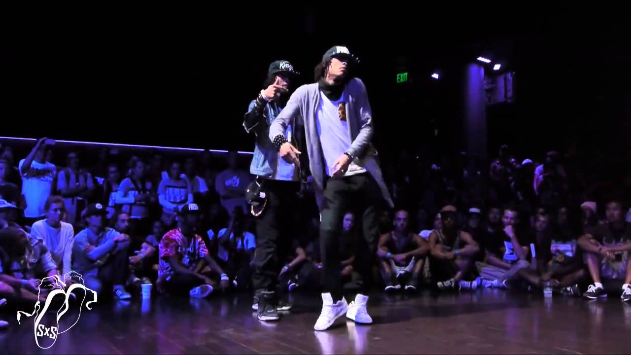Les Twins vs Control Freakz| Top 4| & Les Twins vs Zamounda| Final| FSS15 All Styles| #SXSTV