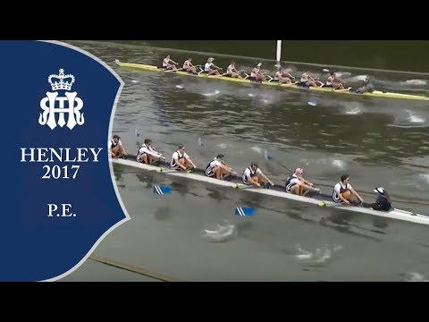 Montclair v St Albans - P.E. | Henley 2017 Day 2