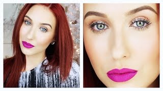 Simple & Minimal New Years Eve Makeup Tutorial | Jaclyn Hill