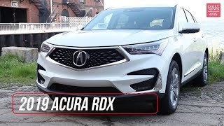 2019 Acura RDX | Daily News Autos Review
