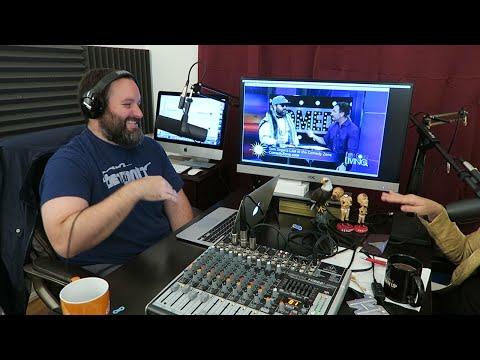 DJ DadMouth on TV - YMH 343
