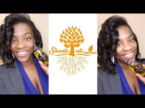 SHANTEOILS HAIR & SKIN OIL | PRODUCT REVIEW Part 1.