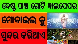 Odia - Best five wallpapers for your Android phone.  Best quality wallpaper set your phone...