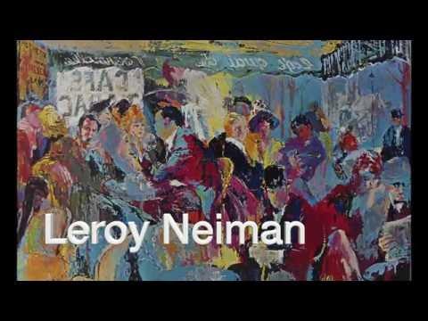LeRoy Neiman: Top American Artist