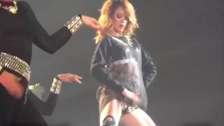 Miley Cyrus Twerk vs Rihanna Twerk   Twerking Ass Match