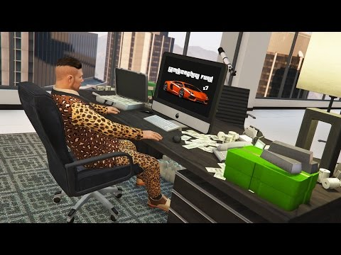 GTA 5 CEO Life #3 - HOW TO RUN A BUSINESS!! GTA 5 CEO Update! (GTA 5 Finance & Felony DLC Gameplay)