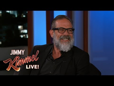 Jeffrey Dean Morgan on Mean Tweets & Delivering His Daughter