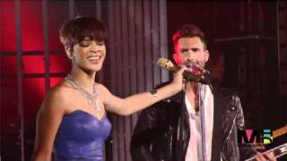 Download Maroon5 ft Rihanna If I Never See Your Face Again[FNMTV_2008](HD)(live) Mp3