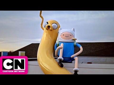 CN Hotel Video Tour | Cartoon Network