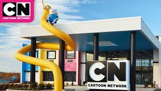 CN Hotel Video Tour | Cartoon Network