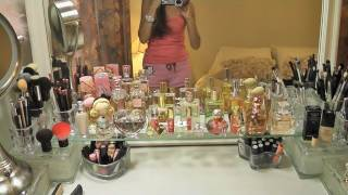 Makeup Collection & Room