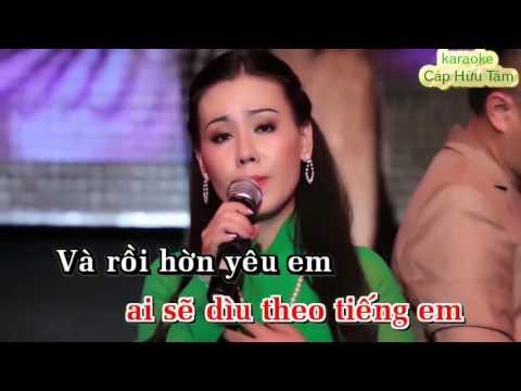 LK Giọng Ca Dĩ Vãng-Được Tin Em Lấy Chồng-Làm Dâu Xứ Lạ - Karaoke Song Ca