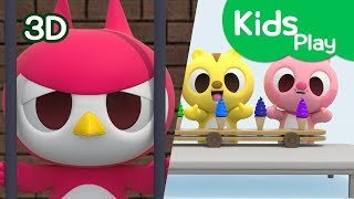 Download [Miniforce] Play video for kids | Rescue Animal Play etc | Best play | Miniforce Kids Play Mp3 and Videos