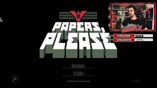 PAPERS PLEASE || EL FINAL