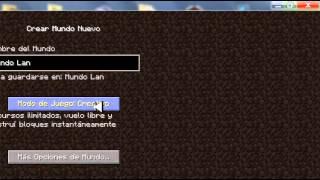 Como Jugar Minecraft Con tus amigos 1.9, (Todas las versiones)