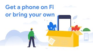 Phones on Google Fi