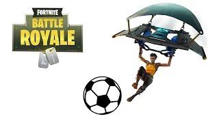 Fortnite Intense 2v2 Soccer!