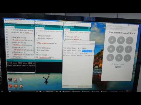 Arduino Websocket
