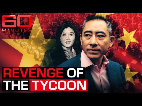 Chinese tycoon reveals the secrets of Beijing's elite