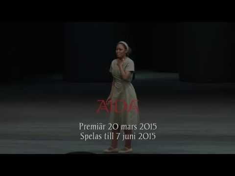 Vårens stora opera - Aida