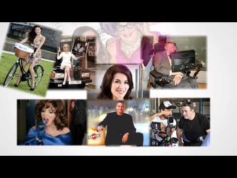 Celebrity Group Video Infomercial 2014 - Celebrity Agents