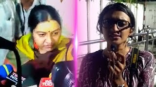 Poes Garden IT Raid live: Deepa angry on IT Department | RN 80