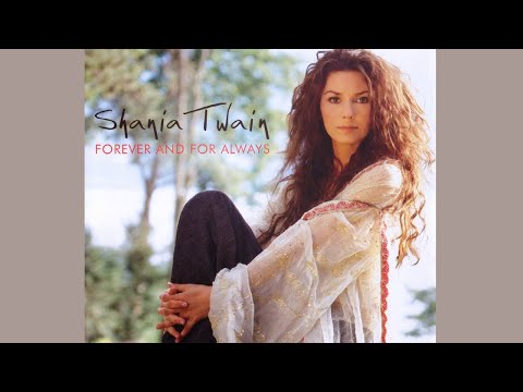 Shania Twain - Forever And For Always (Red Lottery Edit)