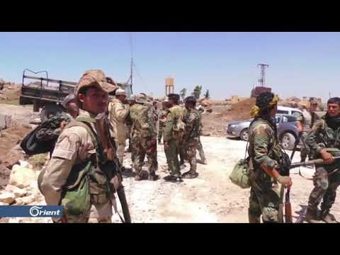 حملات اعتقال متواصلة بحق مدنيين وعسكريين في درعا  - 00:59-2018 / 11 / 15
